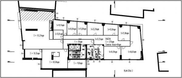 28 typical office typical office floor office desk for Typical office floor plan