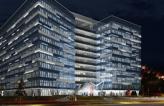 JLL advised PROFI in the lease of 800 sqm in Anchor Plaza building in Bucharest