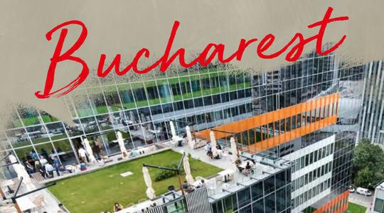 Bucharest City Report Q1 2018