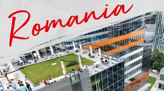 Romanian office market 2017